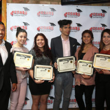 Cesars Scholarships Winners Ceremony 2017